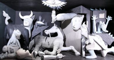 Víctimas de Guernica: Art and Reconciliation in El Salvador