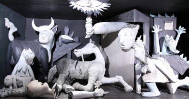 Víctimas de Guernica: Art and Reconciliation in El Salvador
