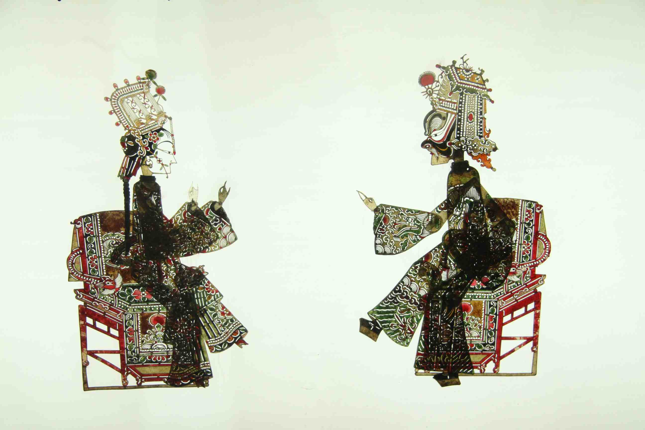 !Chinese Shadow Puppets