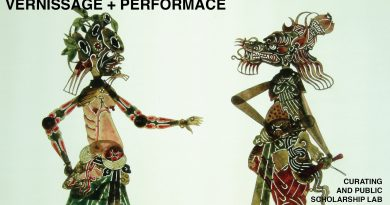 """April 5 & 6: Vernissage + Performance/Lecture by Annie Rollins as part of """"Immaterial Remains"""""""